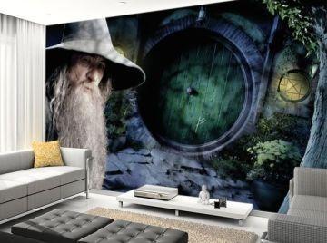 Murales Hobbit8