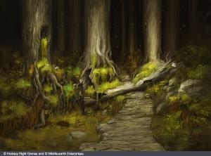 El Bosque Negro, según Ben Zweifel
