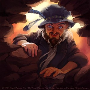 Tom Bombadil rescata a los hobbits de los Tumularios, según Romana Kendelic