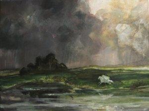 Gandalf el Blanco, según Anna Kulisz