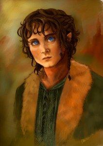 Frodo Bolsón, según Mensuramjr