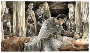 Aragorn sana a Faramir, según Anke Katrin Eißmann