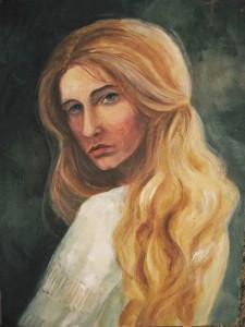 Éowyn, según Anna Kulisz