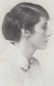 Edith Mary Bratt en 1916