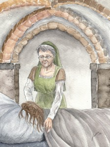 Ioreth, según Szilvia Szarvas