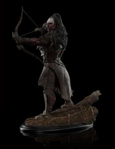 Escultura de Lurtz de Weta Workshop