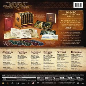 Box set ESDLA y El Hobbit - Blu-ray5