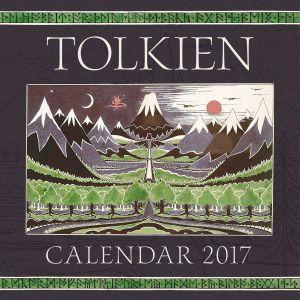 Calendario Tolkien 2017