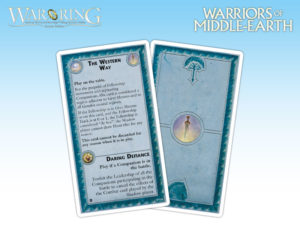 Warriors of Middle-Earth - Cartas de eventos (Pueblos Libres)