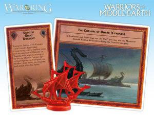 Warriors of Middle-Earth - Corsarios de Umbar