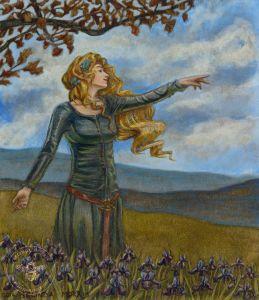 Baya de Oro, según Belinda Morris