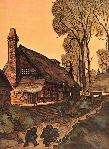Los hobbits llegan a la granja de Maggot, según Tim Kirk