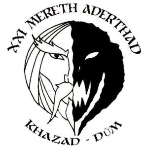 Logo de la EstelCon 2016 organizada por el Smial de Khazad-dûm de la Sociedad Tolkien Española