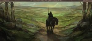 Nazgûl, según Jon Hodgson