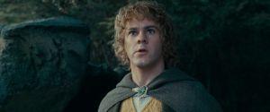 Dominic Monaghan como Meriadoc Brandigamo