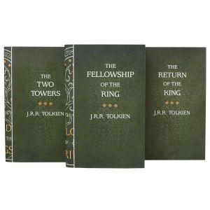 Edición personalizada de 'El Señor de los Anillos' de Juniper Books