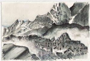 Ruinas de Valle, según Katherine Anne