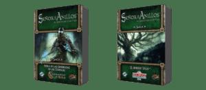 Niebla en las Quebradas de los Túmulos, y El Bosque Viejos, dos nuevos mazos de pesadilla para El Señor de los Anillos: El juego de cartas (LCG)