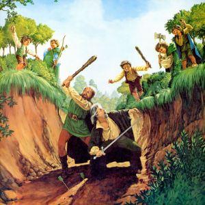 Batalla de Delagua, según Michael Herring