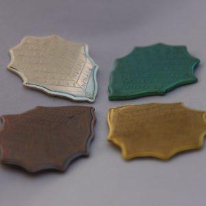 Set de monedas de Eregion de Shire Post Mint