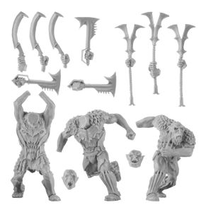 Berserkers de Gundabad de Games Workshop