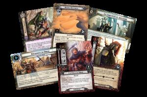 Las arenas de Harad, sexta expansión deluxe de El Señor de los Anillos: El juego de cartas (LCG)