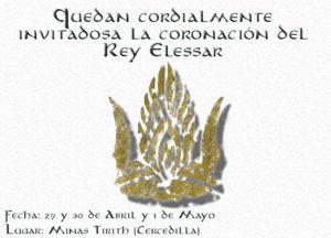 II Mereth Cenagosa: Coronación