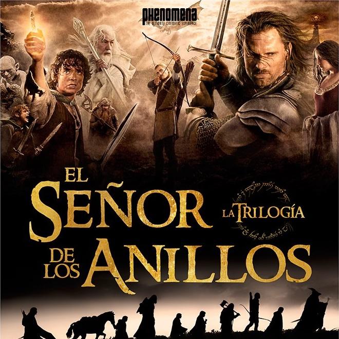 Ciclo de las Versiones Extendidas de la trilogía de 'El Señor de los Anillos'  en Barcelona – El Anillo Único