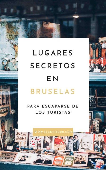 lugares secretos en bruselas