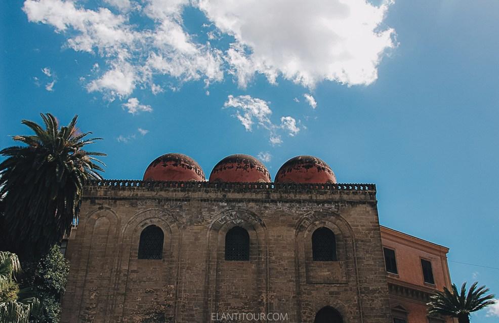 Iglesia de San Cataldo, Palermo