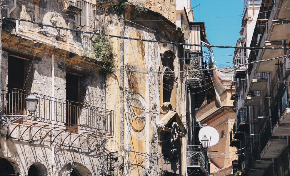 Barrio La Kalsa, Palermo