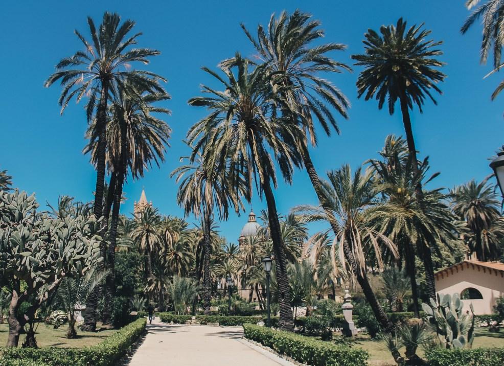 Villa Bonanno, Palermo