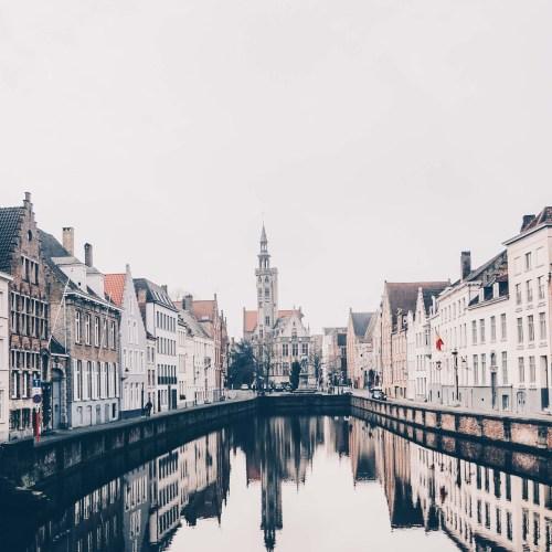 Cuánto sale un viaje a Bélgica