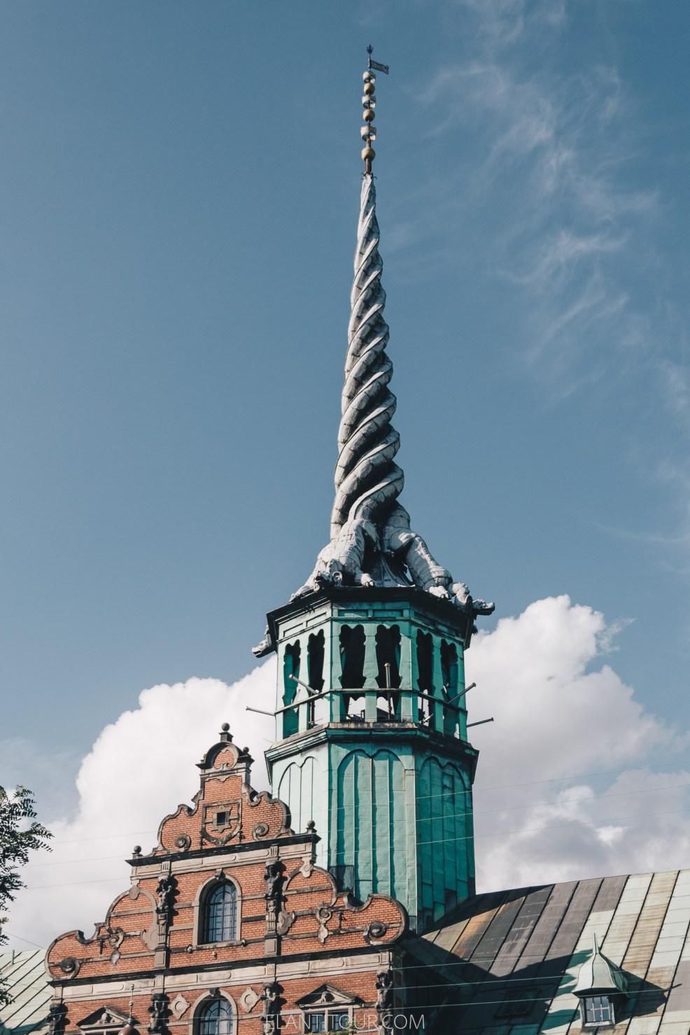 arquitectura copenhague
