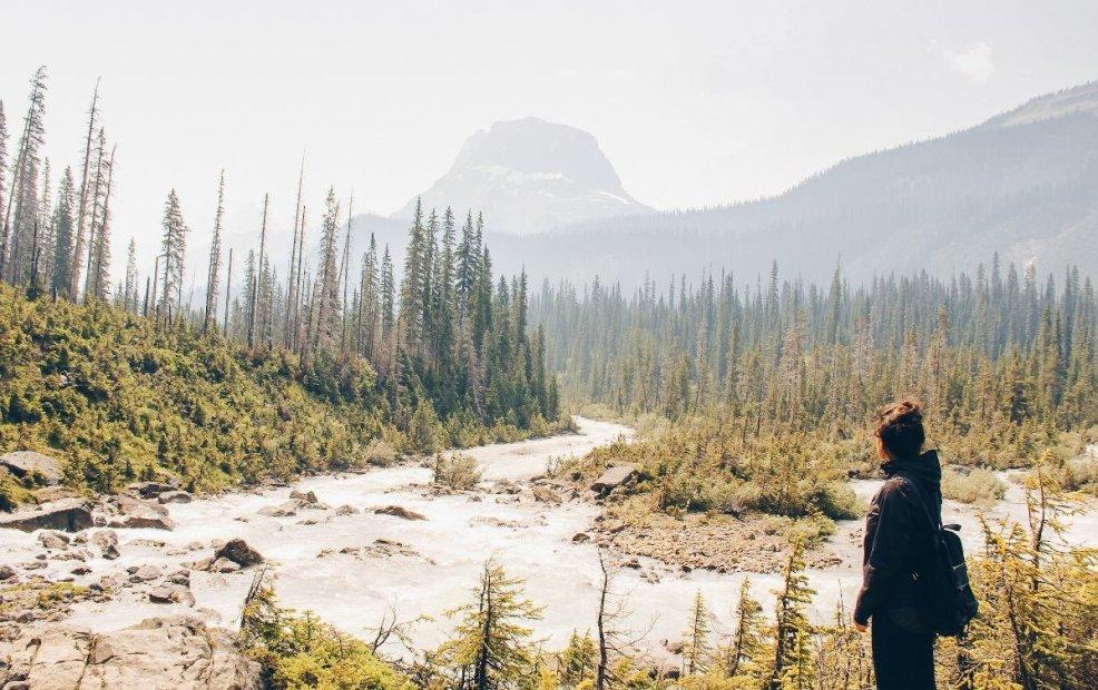 costa oeste de Canadá