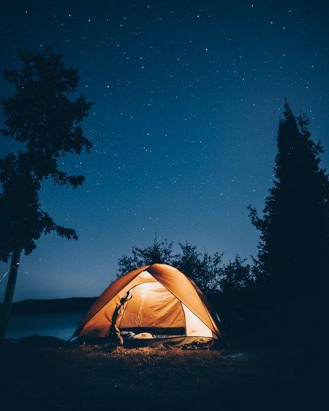 campings en banff canada