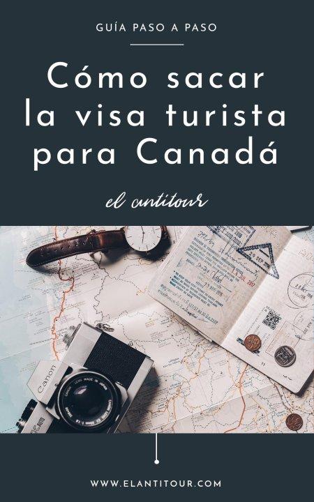 visa turista canada