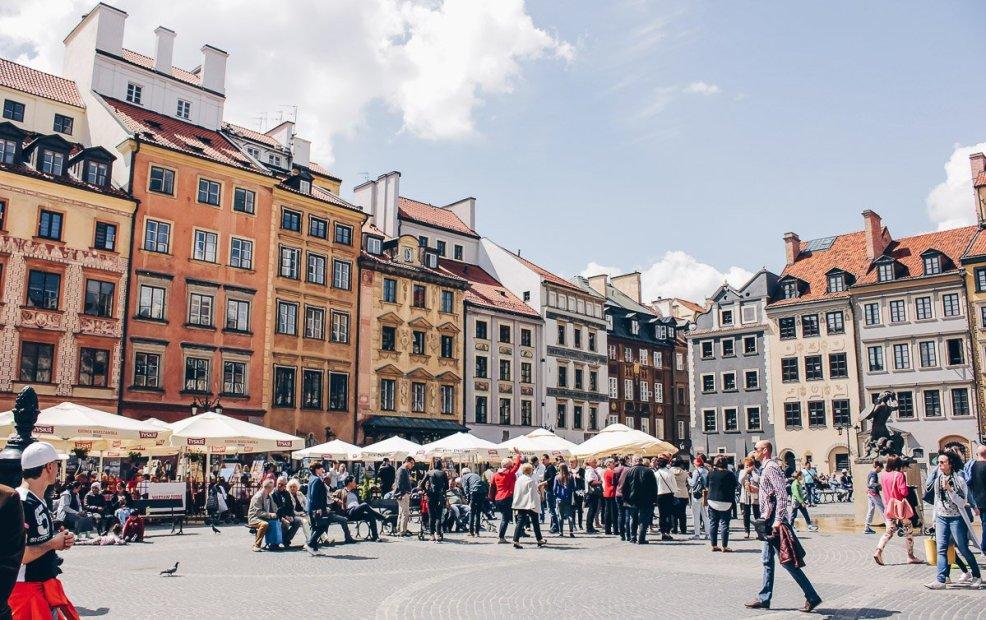 tours gratis en varsovia