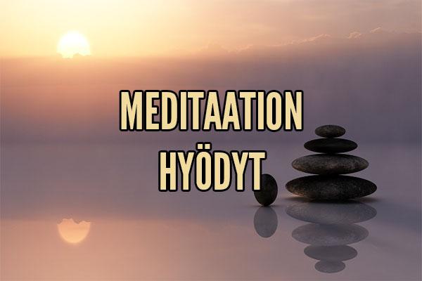 meditaation hyödyt ja terveysvaikutukset ja kutsu 30 päivän meditaatiohaasteeseen