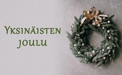 yksinäisyys joulu