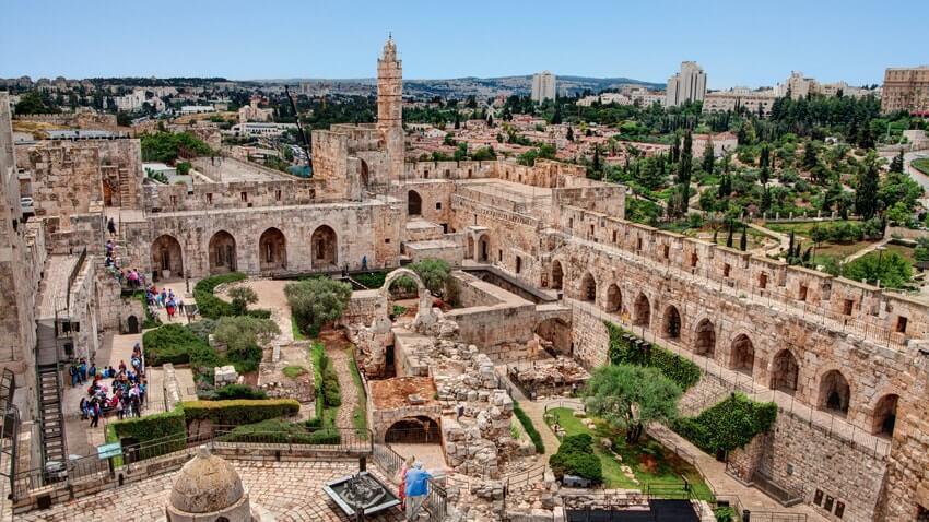 Torre-de-Davi-Jerusalem-Israel