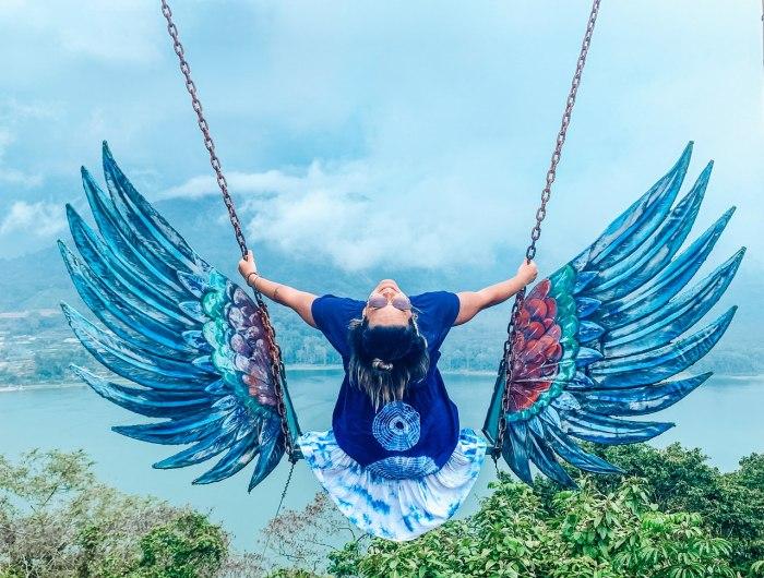 Balanço em Bali