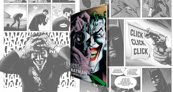 La broma asesina - Batman : La Broma Asesina, ¿El Joker definitivo?