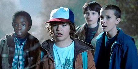 stranger things 5 - Stranger Things, 1ª temporada de la serie ochentera
