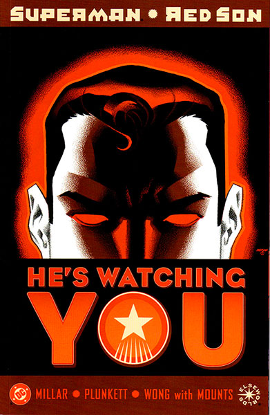 18179 - SUPERMAN : Hijo Rojo, un enfoque ucrónico