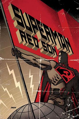 3e5eb23b7113fa3f4c4768040efac63e - SUPERMAN : Hijo Rojo, un enfoque ucrónico