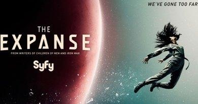 expanse - The Expanse 1ª Temporada, Intriga espacial