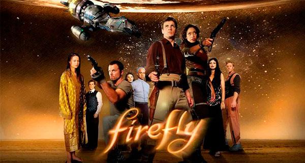 FF2 - Firefly , la serie maldita de SciFi/Western