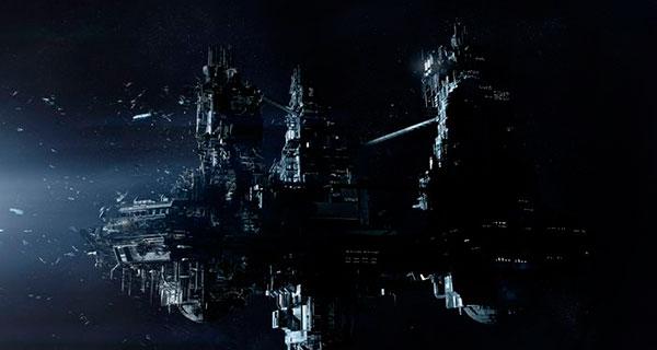 NOSTROMO - 12 naves icónicas de la Ciencia Ficción, I