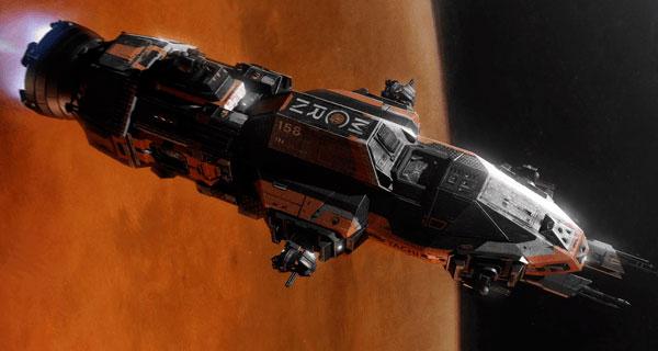 ROCINANTE - 12 naves icónicas de la Ciencia Ficción, I